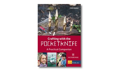 Taschenbuch Crafting with the Pocketknife