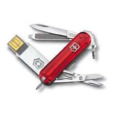 USB Stick 16 GB Victorinox@Work